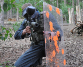 paintballen