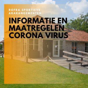 informatie corona virus rofra