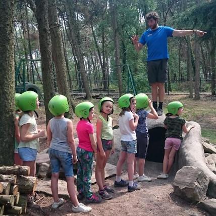 survival kinderfeestje