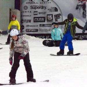 schoolreisje ski