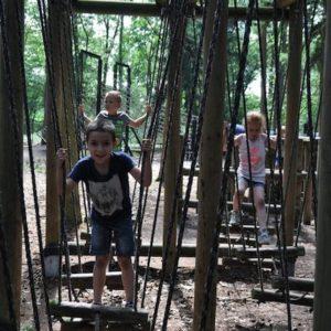 survival schoolreisje