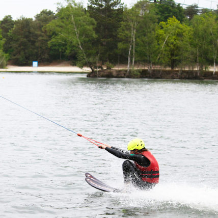 waterski clinic